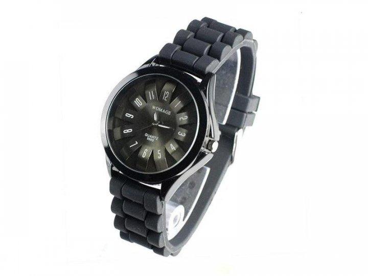 Жіночі наручні годинники Womage, Чорний - зображення 1