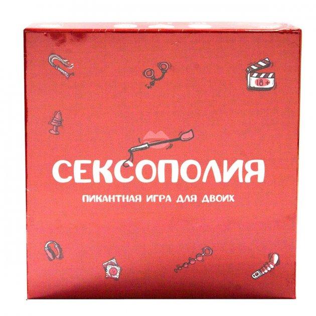 Настільна гра Fun Games Shop «Сексополия» (19628) - зображення 1