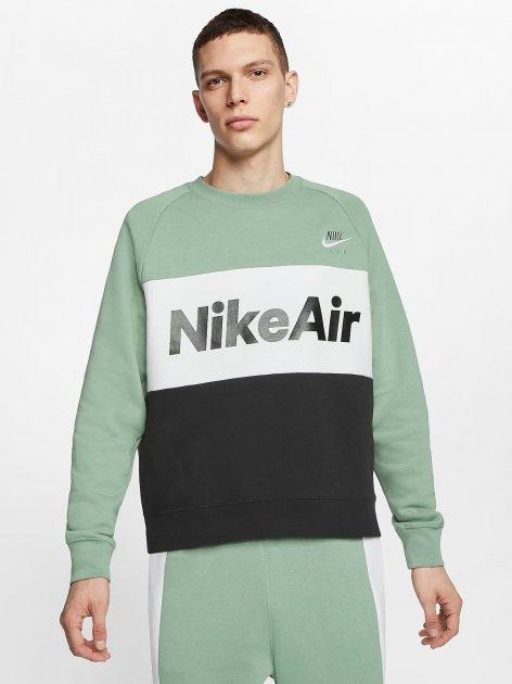 Свитшот Nike M Nsw Air Crw Flc CJ4827-352 M (193657675896) - изображение 1