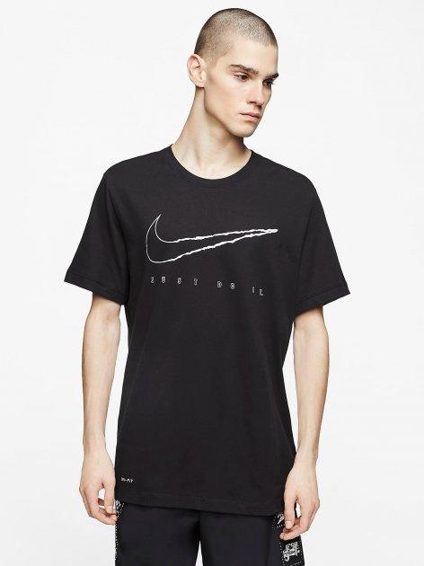 Футболка Nike M Nk Dfc Tee Vill CT6474-010 S (193659700787) - зображення 1