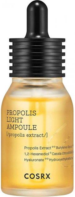 Сыворотка Cosrx Full Fit Propolis Light Ampoule на основе прополиса 40 мл (8809598450790) - изображение 1