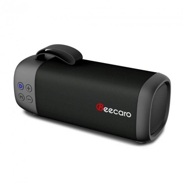 Портативная акустическая система Bluetooth Beecaro GF401 |BT5.0, TWS, 7.5W, FM, AUX| (193*77*79mm) - изображение 1