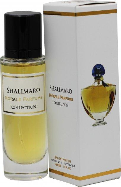Парфюмированная вода для женщин Мораль Парфюм Shalimaro версия Guerlain Shalimar 30 мл (3208454531591) - изображение 1