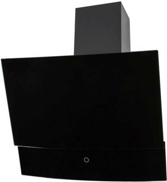 Витяжка VENTOLUX WAVE 60 BK (900) TRC - зображення 1