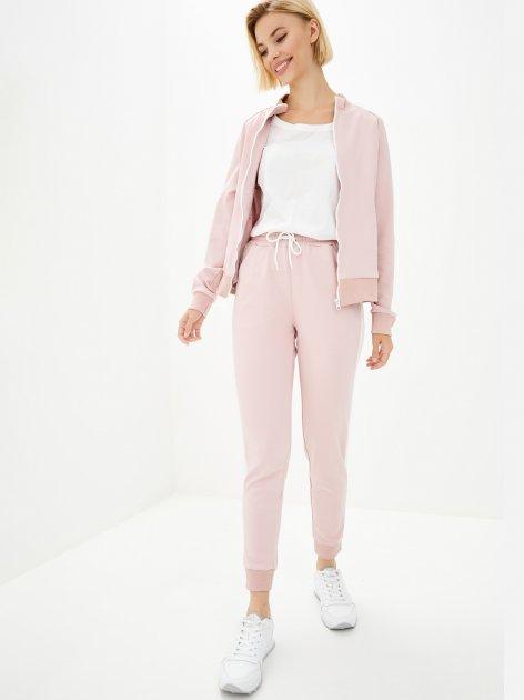 Спортивный костюм Lilove 057 4XL(54-56) Розовый (ROZ6400022506) - изображение 1