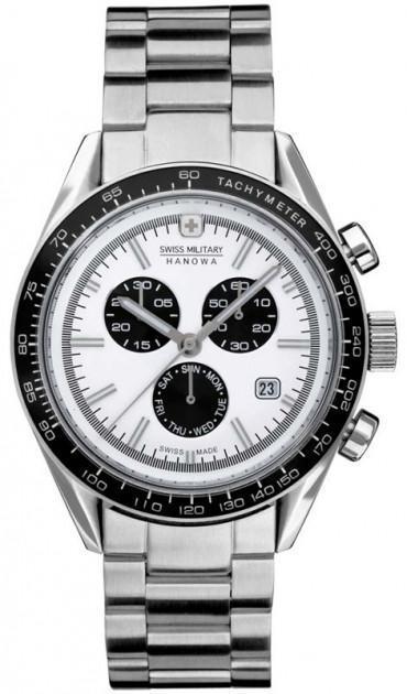 Чоловічі наручні годинники Swiss Military-Hanowa 06-5135.04.001 - зображення 1