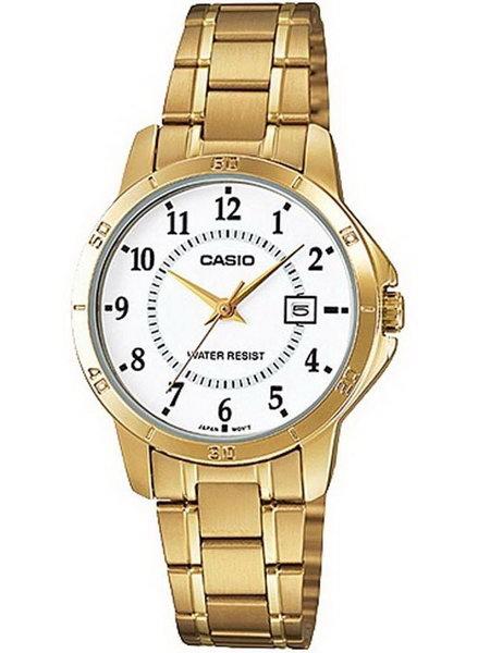 Жіночі наручні годинники Casio LTP-V004G-7BUDF - зображення 1