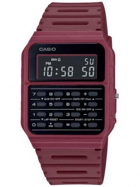 Мужские наручные часы Casio CA-53WF-4BEF - изображение 1