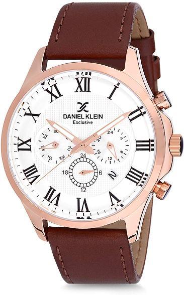 Чоловічі наручні годинники Daniel Klein DK12220-3 - зображення 1