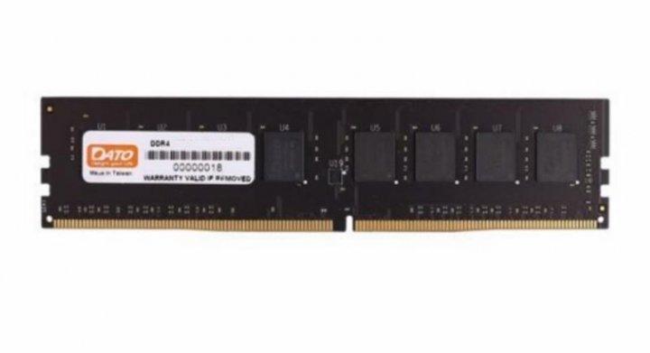 Модуль памяти DDR4 8GB/2666 Dato (8GG1G8D26) - изображение 1