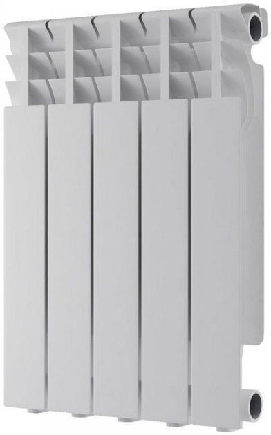 Радиатор алюминиевый HEAT LINE Titan 500/96 10 cекций - изображение 1