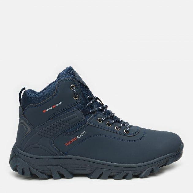 Ботинки Bayota A20013-3 44 28 см Синие (2000000414614_1) - изображение 1