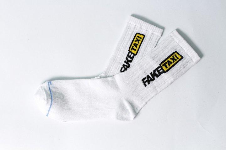 Мужские носки LOMM Fake Taxi - изображение 1