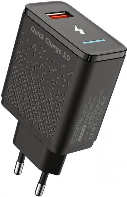 Зарядное устройство Pixus Quick 3.0 - изображение 1