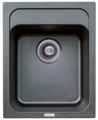 Мойка Кухонная Platinum Korrado 4050 Чёрный - изображение 1