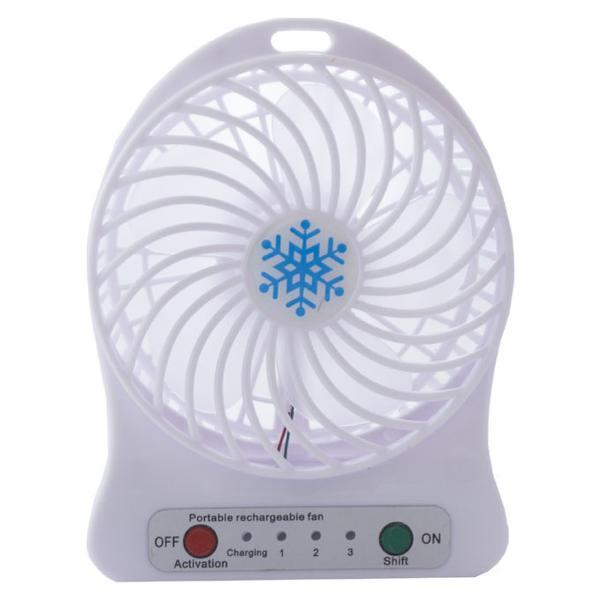 Портативний Вентилятор PRC Fan Mini Portable (MFan 03) - зображення 1