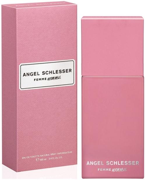 Туалетная вода для женщин Angel Schlesser Adorable 100 мл (8427395014917) - изображение 1