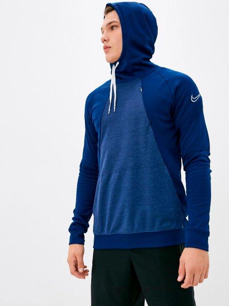Худи Nike M Nk Dry Acd Hoodie Po Fp Ht CQ6679-492 S Синее (194494005723) - изображение 1
