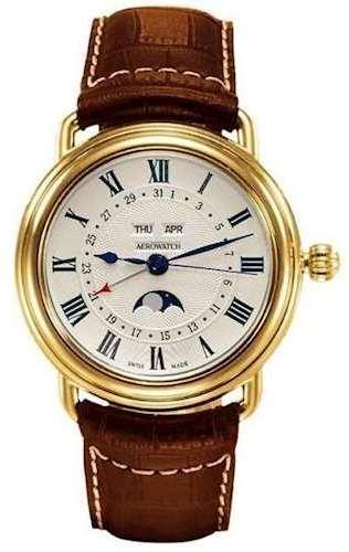 Мужские наручные часы Aerowatch 62902R806 - изображение 1