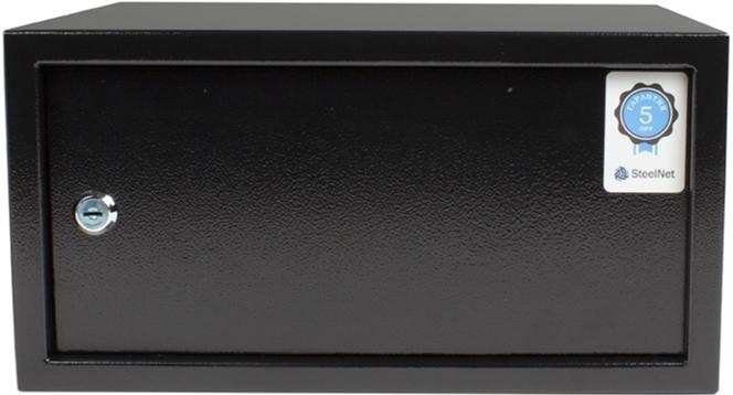 Сейф мебельный SteelNet SN-MC-18Р-9005 - изображение 1