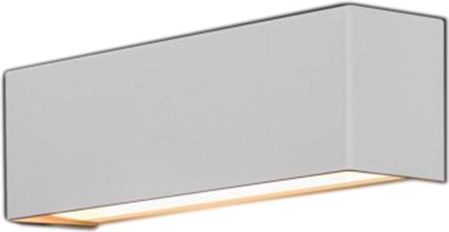 Бра Nowodvorski NW-6345 Straight wall white XS - зображення 1
