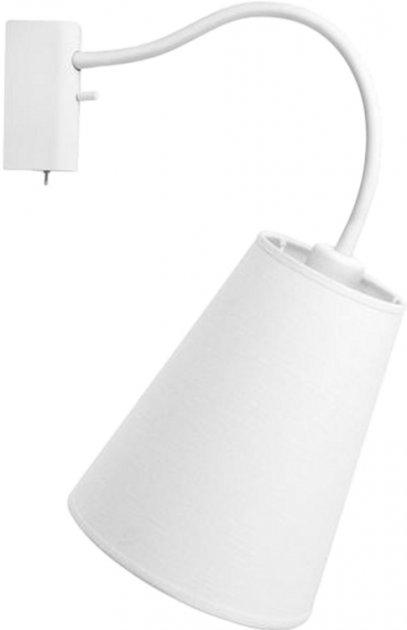 Бра Nowodvorski NW-9764 Flex shade white - зображення 1