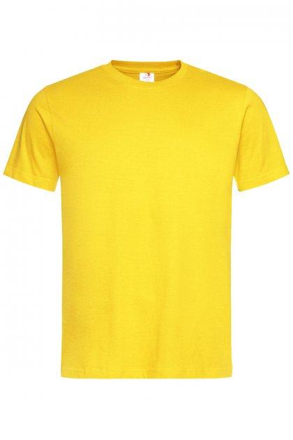 Футболка STEDMАN ST2000 CLASSIC-T UNISEX L Жовта сонячна - зображення 1