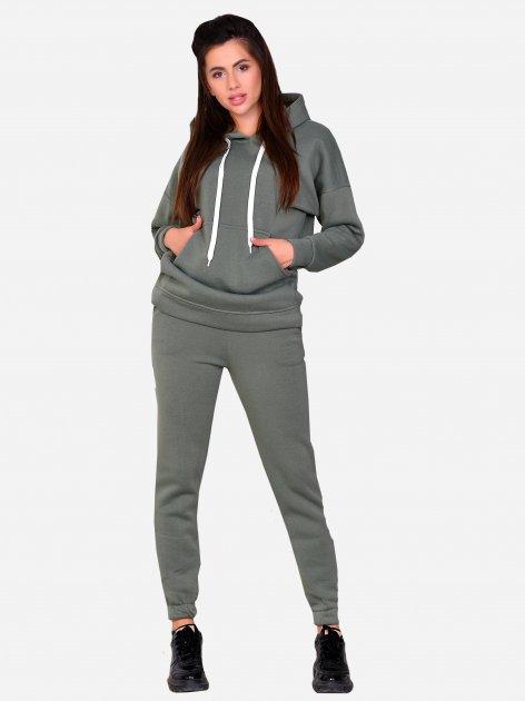 Спортивный костюм Irma Style 2022 S Хаки (4821000041949) - изображение 1