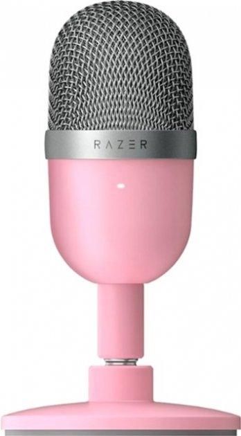 Мікрофон Razer Seiren mini Quartz (RZ19-03450200-R3M1) - зображення 1