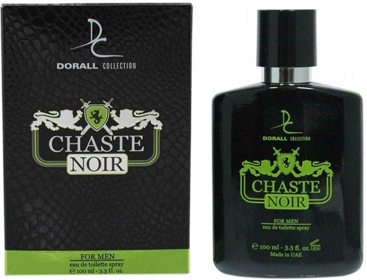 Туалетная вода для мужчин Dorall Collection Chaste Noir 100 мл (5414666014403) - изображение 1