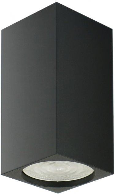 Точечный светильник Altalusse INL-7002D-01 Черный GU10 max 1x35W - изображение 1