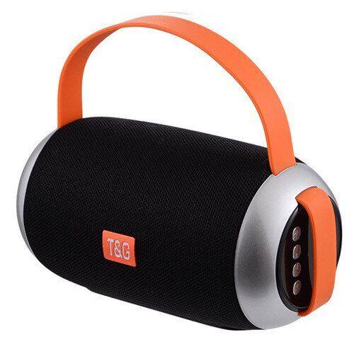 Bluetooth-колонка TG112, c функцией speakerphone, радио, black - изображение 1