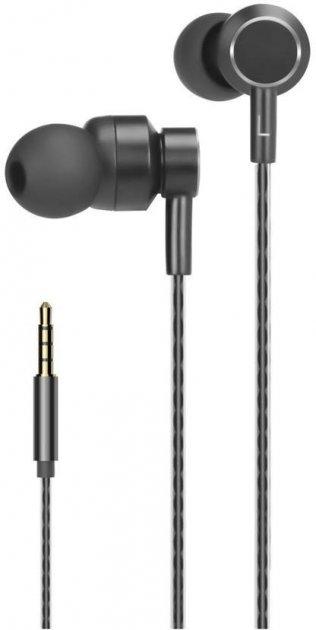 Наушники HP DHE-7001 Headset Black - изображение 1
