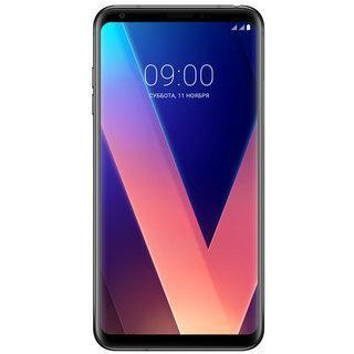 Смартфон LG V30 64GB Black - зображення 1