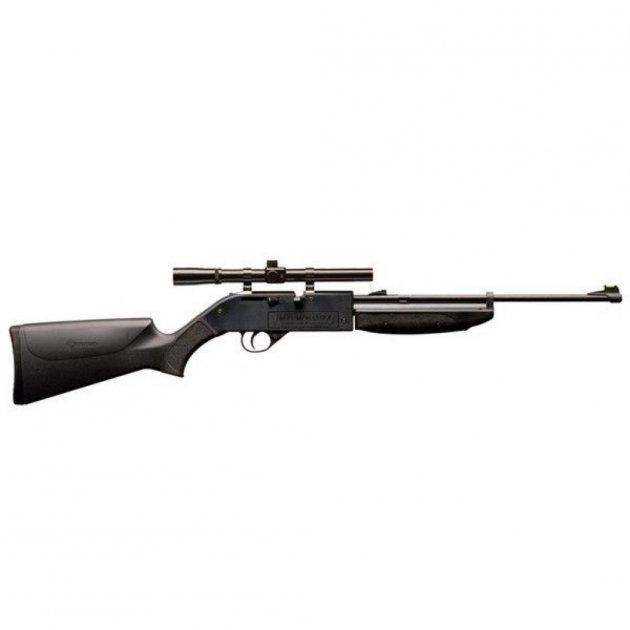 Пневматична гвинтівка Crosman 760 ВП 4x15 (760X) - зображення 1