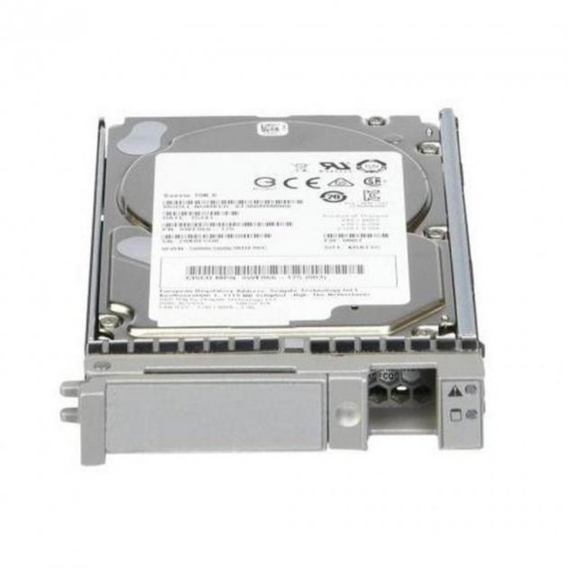 Жорсткий диск для сервера Cisco 300GB 10K SAS 6Gb SFF HDD REMANUFACTURED (A03-D300GA2-RF) - зображення 1