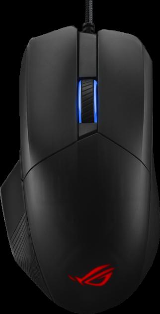 Мышь Asus ROG Chakram Core USB Black (90MP01T0-BMUA00) - изображение 1