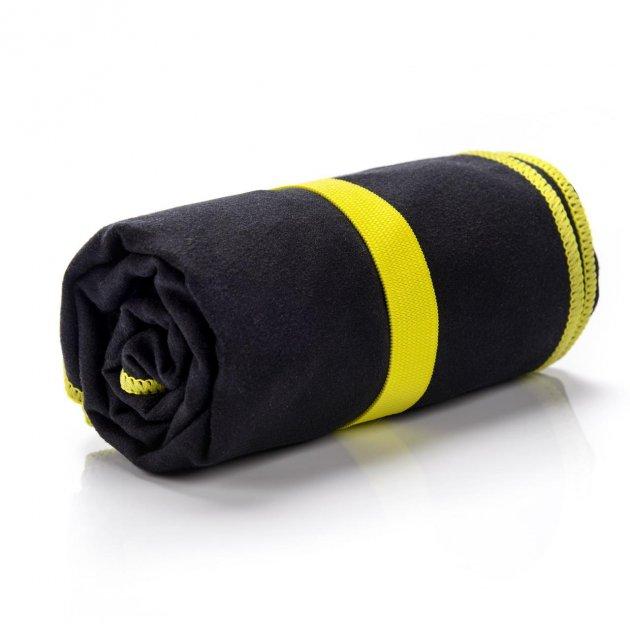Быстросохнущее полотенце Meteor Towel 42х55 см Черное - изображение 1