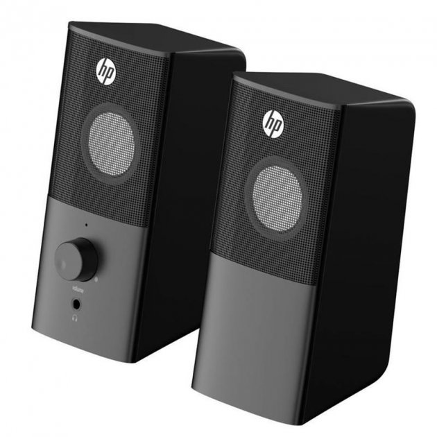 Акустическая система HP DHS-2101 Black - изображение 1
