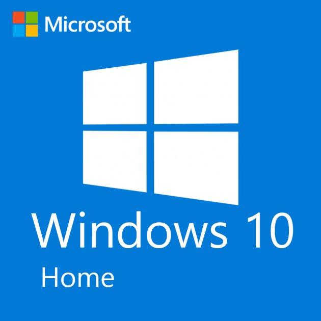 Операционная система Microsoft Windows 10 Home 64bit Russian DVD OEM (KW9-00132) - изображение 1
