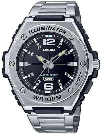 Чоловічі наручні годинники Casio MWA-100HD-1AVEF - зображення 1