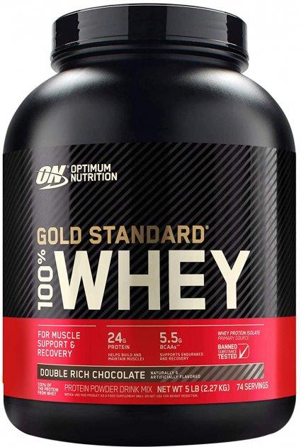Протеин Optimum Nutrition 100% Whey Gold Standard 2.27 кг White Chocolate (748927026290)