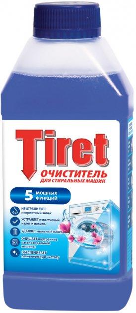 Очиститель для стиральной машины Tiret 250 мл (4640018990946) - изображение 1