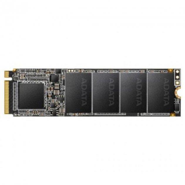Накопичувач SSD M. 2 2280 128GB ADATA (ASX6000LNP-128GT-C) - зображення 1