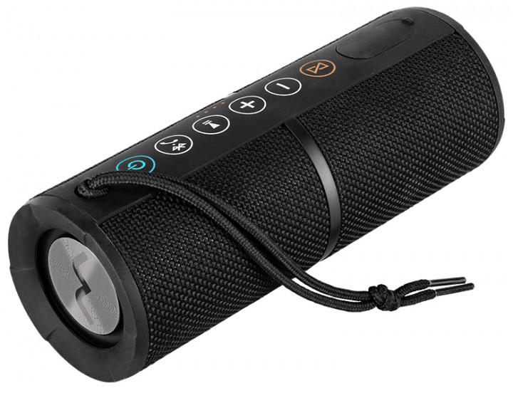 Акустична система ECG BTS K1 (Bluetooth4.2, 2х4,5Вт, 2200 мАг, 32 ГБ, FM, Hands-free, мікр) - зображення 1