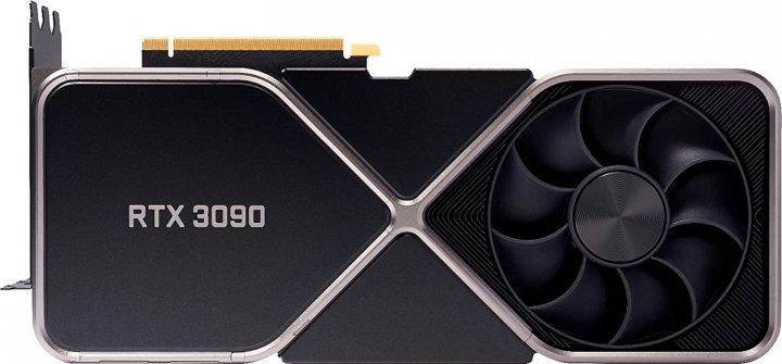 NVIDIA GeForce RTX 3090 Founders Edition Graphics Card - зображення 1
