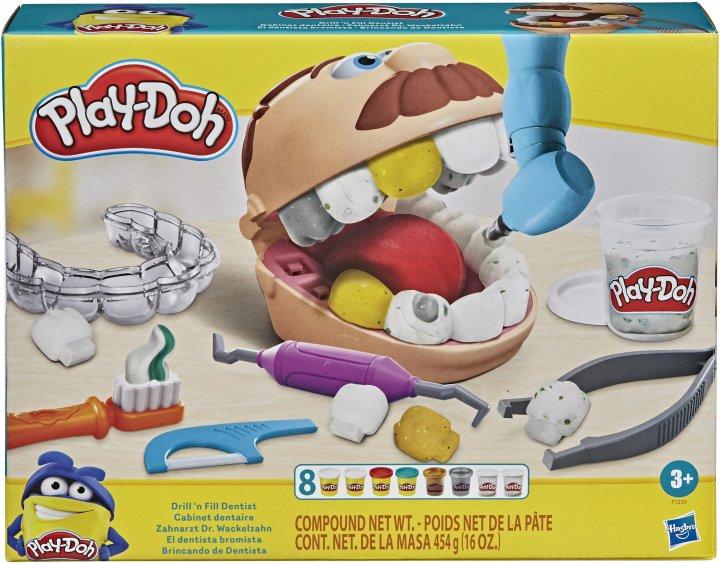 Игровой набор Hasbro Play-Doh Мистер Зубастик (F1259) (271824591) - изображение 1