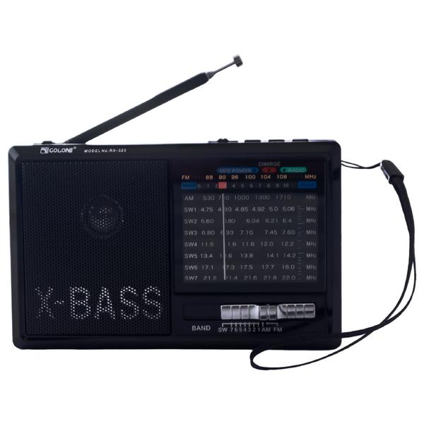 Радіоприймач Golon RX-323 (RX-323) - зображення 1