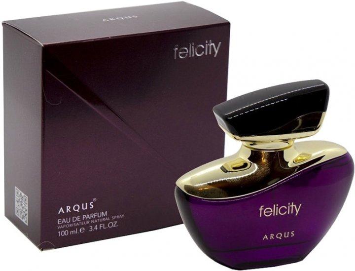 Парфюмированная вода для женщин Arqus Felicity аналог Calvin Klein Euphoria 100 мл (6291107452005) - изображение 1
