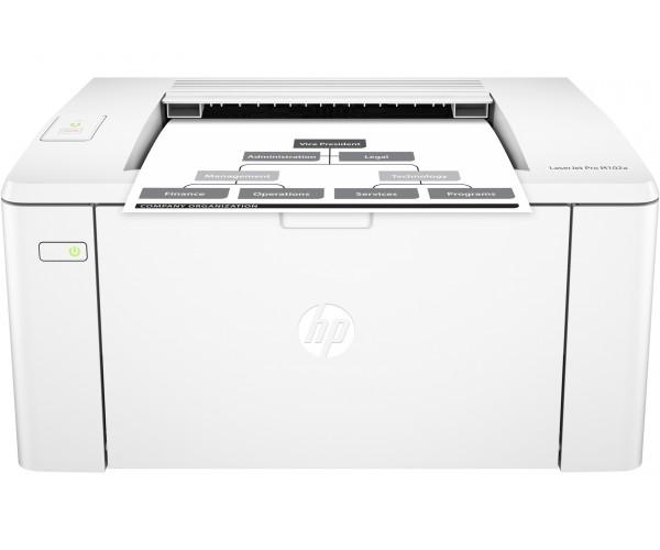 Принтер HP LaserJet Pro M102a (G3Q34A) - изображение 1